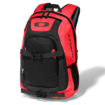 Oakley Streetman Pack Backpack, Red Line, large