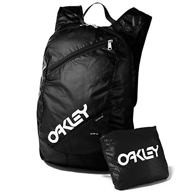 Oakley Factory Lite Backpack, Jet Black, large