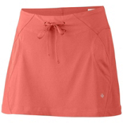 Columbia Sun Chill D Skirt, Zing, medium