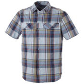 Columbia Silver Ridge Multi Plaid S/S Shirt, Mountain Large Plaid, medium