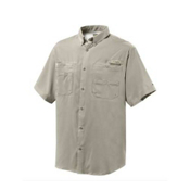 Columbia Tamiami II S/S Shirt, Fossil, medium