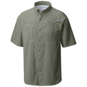 Columbia PFG Tamiami II Short Sleeve Mens Shirt, Cypress, medium