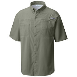 Columbia PFG Tamiami II Short Sleeve Mens Shirt, Cypress, 256