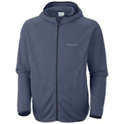 Columbia Insect Blocker Full Zip Hoodie, Mountain, medium