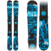 JoyRide Ride 99 Ski Boards, Blue-Black-White, medium