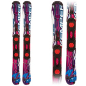 Kemper KP-930MSK Ski Boards, Purple-Blue-Pink, medium