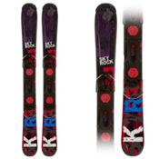 Sky Rock 99 Line Ski Boards, Purple-Pink-Gray, medium