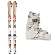 Dynastar Exclusive Reveal Womens Ski Package, , medium