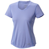 Mountain Hardwear Wicked Lite Short Sleeve Womens T-Shirt, Fairytale, medium