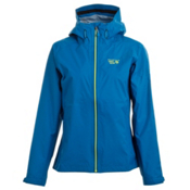 Mountain Hardwear Plasmic Womens Jacket, Jewel, medium