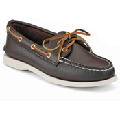 Sperry A/O 2-Eye Mens Shoes, Classic Brown, medium