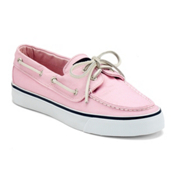 Sperry Bahama 2-Eye Womens Shoes, Light Rose, medium