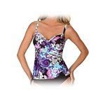 Magic Suit Donatella Edie Bathing Suit Top