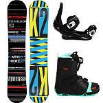 K2 Playback Complete Snowboard Package 2013