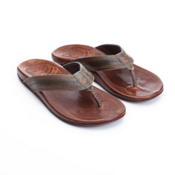 Olukai Po Okela Mens Flip Flops, , medium