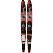 Hydroslide Legend Deluxe Combo Water Skis With Standard Bindings 2014, , medium