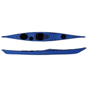 Venture Kayaks Capella 160 Touring Kayak 2013, Blue, medium