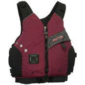 Astral Abba Womens Kayak Life Jacket 2013, Cranberry, medium