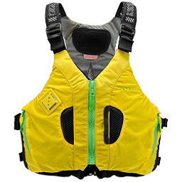 Astral Camino 200 Adult Kayak Life Jacket, Yellow, 256