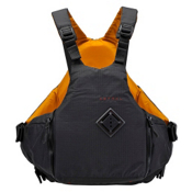 Astral YTV Adult Kayak Life Jacket 2014, Black, medium