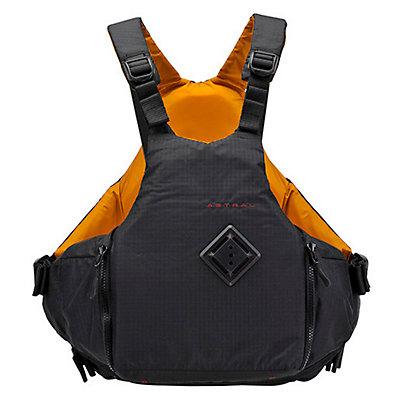 Astral YTV Adult Kayak Life Jacket, Black, viewer