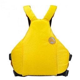 Astral YTV Adult Kayak Life Jacket, Yellow, 256