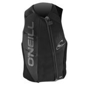 O'Neill Revenge Adult Life Jacket 2013, Black-Black-Black, medium