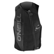 O'Neill Revenge Adult Life Vest, Black-Black-Black, medium
