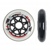 Rollerblade 90mm/84A Inline Skate Wheels - 8 Pack 2013, , medium