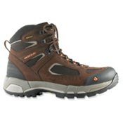 Vasque Breeze 2.0 GTX Mens Hiking Boots, Slate Brown-Russet Orange, medium