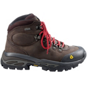 Vasque Bitterroot GTX Mens Hiking Boots, Slate Brown-Chili Pepper, medium