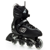 K2 Kinetic 78 Inline Skates, Black-Silver, medium