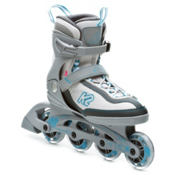 K2 Kinetic 78 Womens Inline Skates, Gray-Blue, medium