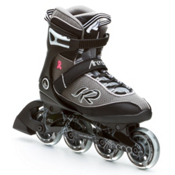 K2 Athena Womens Inline Skates, Black-Grey, medium