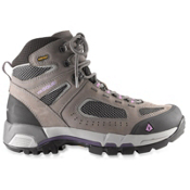Vasque Breeze 2.0 GTX Womens Hiking Boots, Gargoyle-African Violet, medium