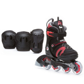 K2 SK8 Hero Pro Pack Adjustable Kids Inline Skates 2013, , medium