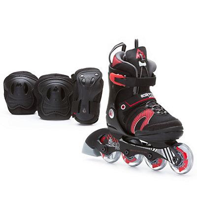 K2 SK8 Hero Pro Pack Adjustable Kids Inline Skates, , viewer