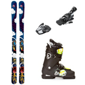 5th Element Zirrafe Ski Package, , medium