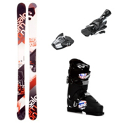 Salomon Ripper Ski Package, , medium