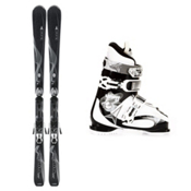 Atomic Cloud 7 Womens Ski Package 2013, , medium