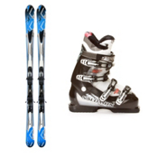 K2 A.M.P. Stinger Ski Package 2013, , medium