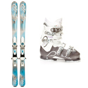 K2 SuperSweet Womens Ski Package 2013, , medium
