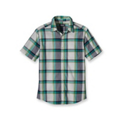 Patagonia Go To Shirt, End Grain-Cilantro, medium