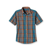 Patagonia Go To Shirt, End Grain-Nickel, medium