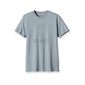 Patagonia Free The Rivers T-Shirt, Alpine Mist, medium