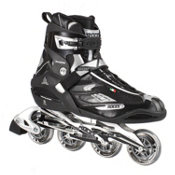 Roces S 255 Inline Skates, Black-Silver, medium