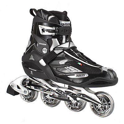 Roces S 255 Inline Skates, Black-Silver, viewer