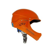 Shred Ready Standard Full Face, Safety Orange, medium