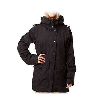 Roxy Unity Womens Shell Snowboard Jacket, , viewer