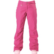 Roxy Shes The One Insulated Womens Snowboard Pants, Lily, medium